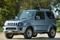 Внедорожник Suzuki Jimny покинул конвейер