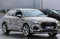 Спортивная версия Audi Q3 нового поколения впервые замечена на тестах
