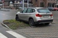 Кто и как будет наказывать водителей за неправильную парковку