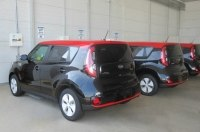 Kia завершила испытания системы беспроводной зарядки электромобилей