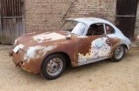 Редкий спорткар Porsche превратили в безумный хот-род