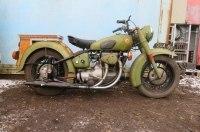 Редкие мотоциклы уйдут с молотка в Британии