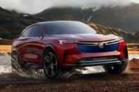 Buick показал электрический кроссовер Enspire Concept