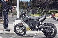 Электроциклы Zero угнали во время испытаний противоугонной системы Datatool
