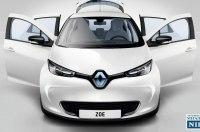 В  «Нико Прайм Мегаполис» стартовали продажи электромобилей Renault