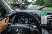 Toyota запретила Android в своих авто