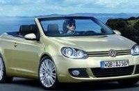 Новый Volkswagen Golf станет кабриолетом
