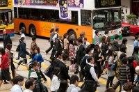 В Китае начали штрафовать пешеходов при помощи автоматических камер