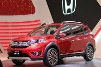 Honda вывела на рынок семиместный кроссовер BR-V