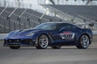 Chevrolet Corvette ZR1 стал пейс-каром гонки Indy 500