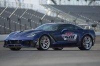 Chevrolet Corvette ZR1 стал пейс-каром гонки Indy 500