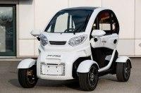 В Украине появился самый доступный электромобиль за 150000 грн