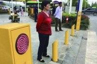 Мгновенное наказания для пешеходов Китая нарушающих ПДД