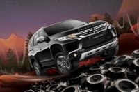 Mitsubishi Pajero Sport получил «музыкальную» спецверсию Rockford Fosgate