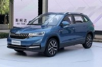 Кроссовер Skoda Kamiq публично дебютировал в Китае