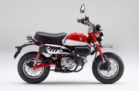 Японцы возродили микромотоцикл Honda Monkey