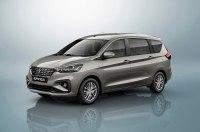 Водителям представили новый Suzuki Ertiga