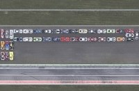 Pirelli потребовалось 22 000 лошадиных сил, чтобы изобразить свой логотип