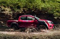 Nissan представил пикап Navara AT32 Off-Roader