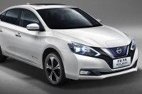 Седан Nissan Sentra стал электромобилем