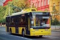 В Киеве появится «умный» троллейбус Богдан