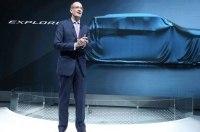 Ford показал первый тизер нового Explorer