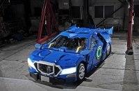 Японцы сделали настоящего автобота-трансформера