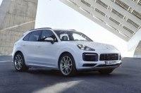 Porsche представил новый Cayenne E-Hybrid