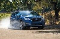 Subaru готовится предложить китайцам кроссовер Ascent