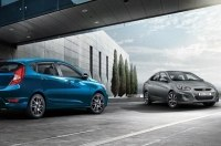 Hyundai ещё раз обновил прежний Solaris