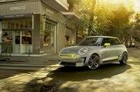 Mini разрабатывает новый электромобиль