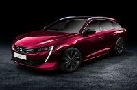 Названа дата премьеры нового Peugeot 508 Wagon