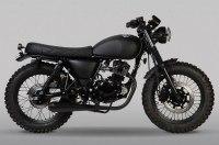 "Мотоцикл ""Толстый шабаш"" от Mutt Motorcycles"