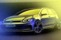 Volkswagen анонсировал дорожную версию гоночного Golf