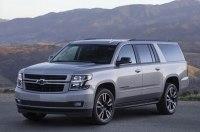 Chevrolet представил внедорожник Suburban RST