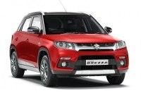 Suzuki скоро представит обновленный бюджетный кросс Vitara Brezza