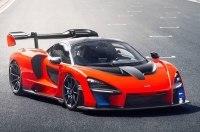 McLaren приступил к тестам электрического суперкара