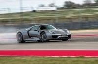 Porsche отправит в ремонт треть всех гиперкаров 918 Spyder