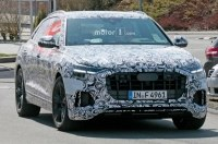 Audi приступила к тестам спортивной версии флагманского кроссовера Q8