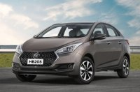Hyundai обновила семейство «бюджетников» HB20