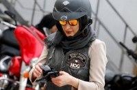 Девушкам в Саудовской Аравии разрешили ездить на мотоциклах