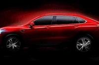 В Китае показали первые фото дешевой альтернативы BMW X4