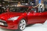 Hyundai покажет новое Coupe на автосалоне в Лондоне