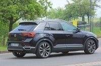 «Заряженный» VW T-Roc R замечен вблизи Нюрбургринга