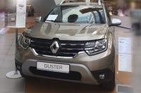 Встречайте новый Renault DUSTER в ТРЦ АэроМол