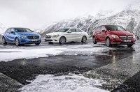Mercedes расширит линейку компактных автомобилей