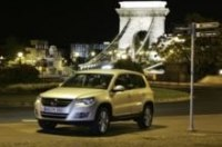 VW Tiguan получил «пятерку»
