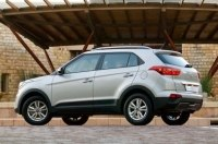 Hyundai ещё раз изменила дизайн кроссовера Creta