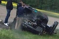 Уникальный Koenigsegg разбили во второй раз. Спустя год после первого ДТП