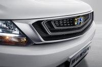 Кросс-купе Geely: новые фото и подробности